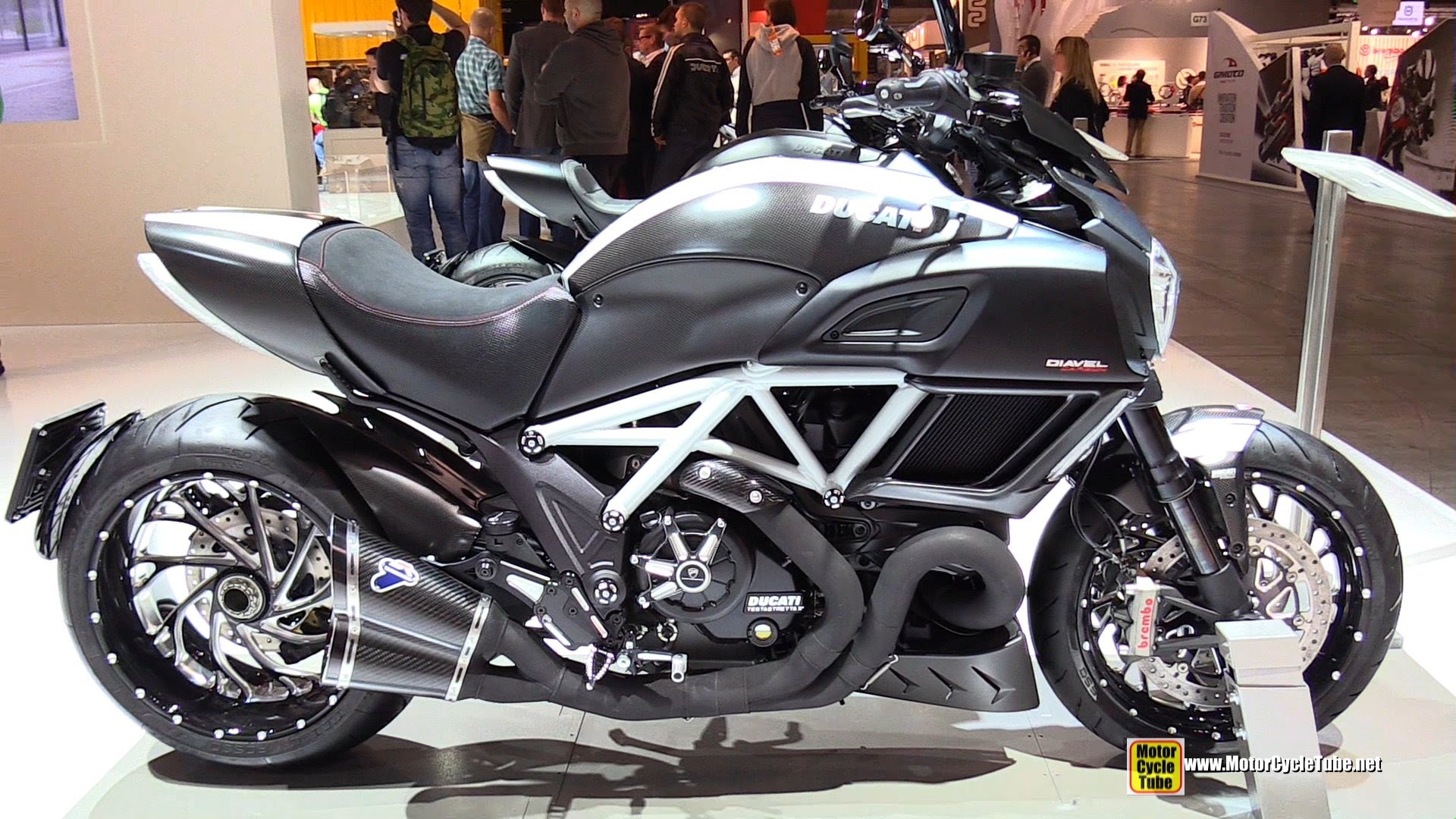 Ducati Diavel Carbon wallpapers #50379