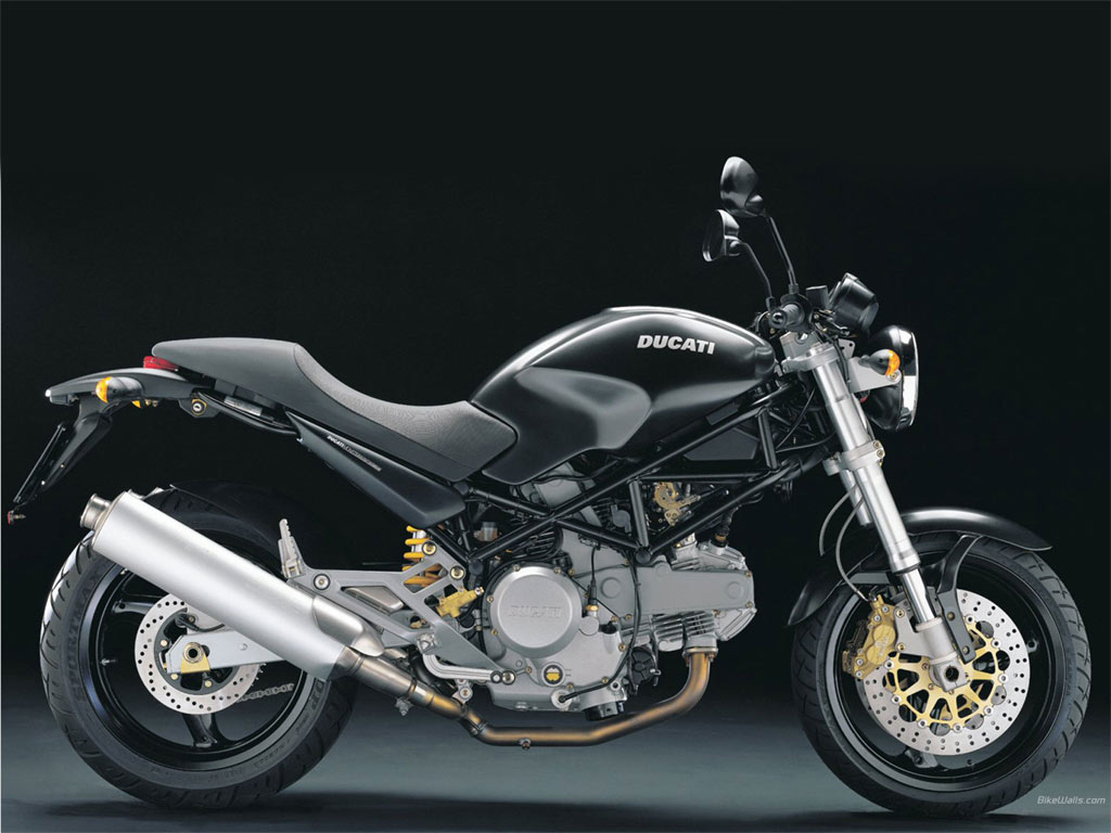 Ducati Monster 620 Dark 2006 wallpapers #12176