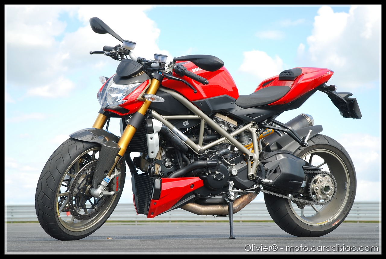 Ducati Streetfighter wallpapers #12971