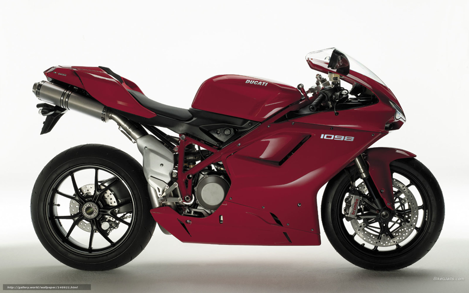 Ducati Superbike 1098 wallpapers #133199