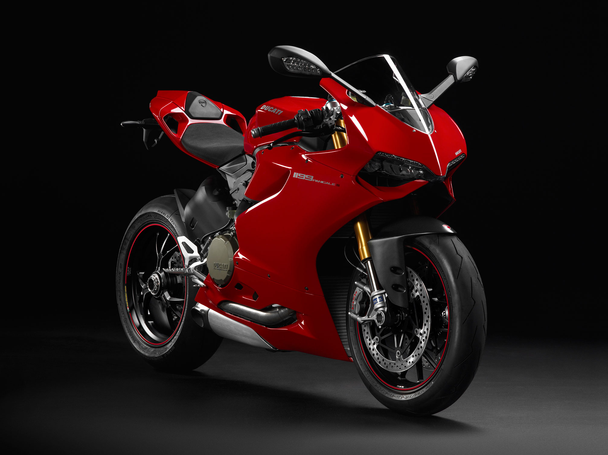 Ducati Superbike 1199 Panigale S wallpapers #13370