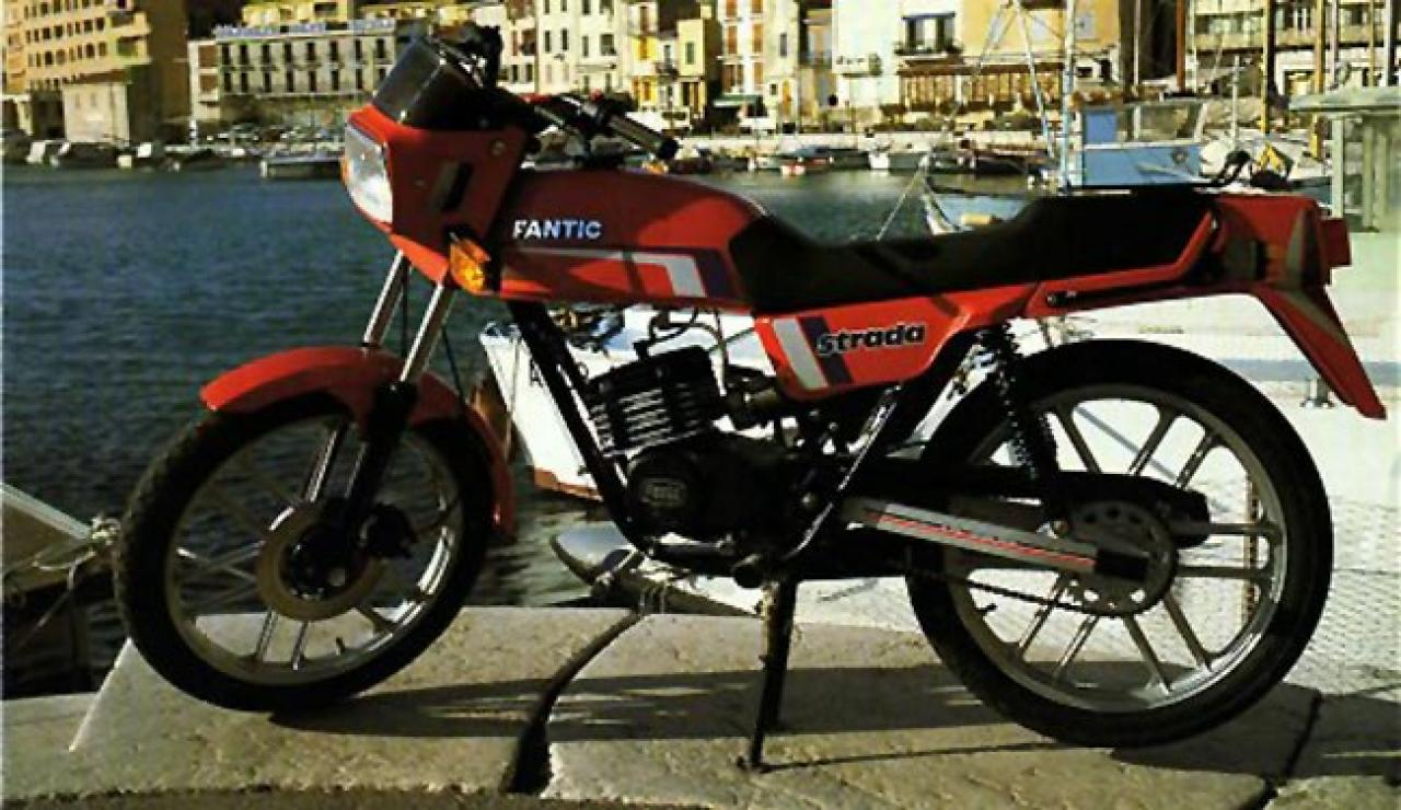 Fantic 125 Strada LC 1985 wallpapers #137752