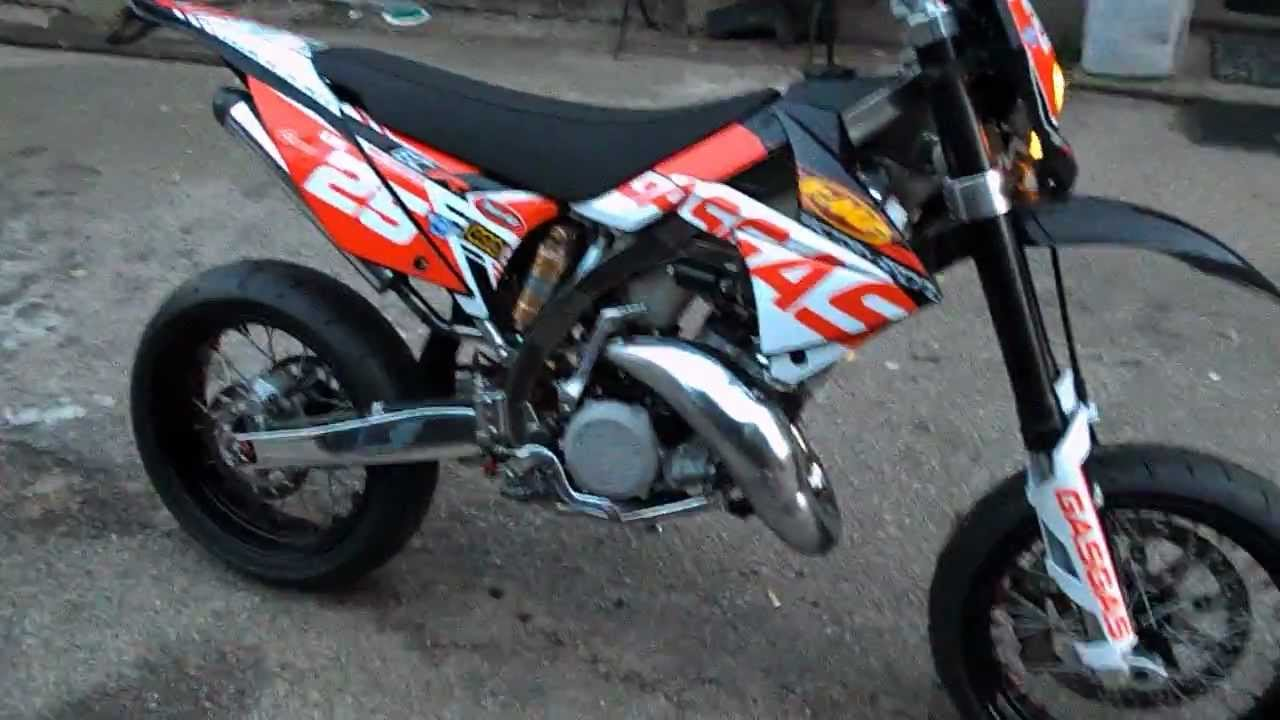 GAS GAS SM 50 Rookie 2002 images #71767