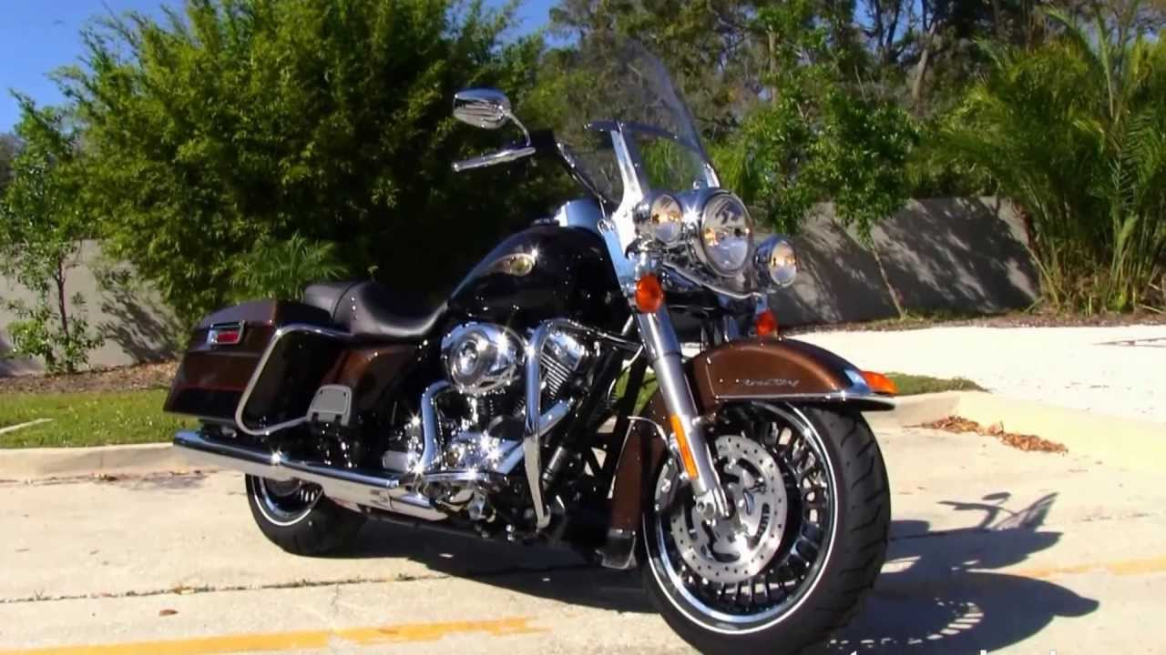 Harley-Davidson FLHR Road King 110th Anniversary 2013 images #81571