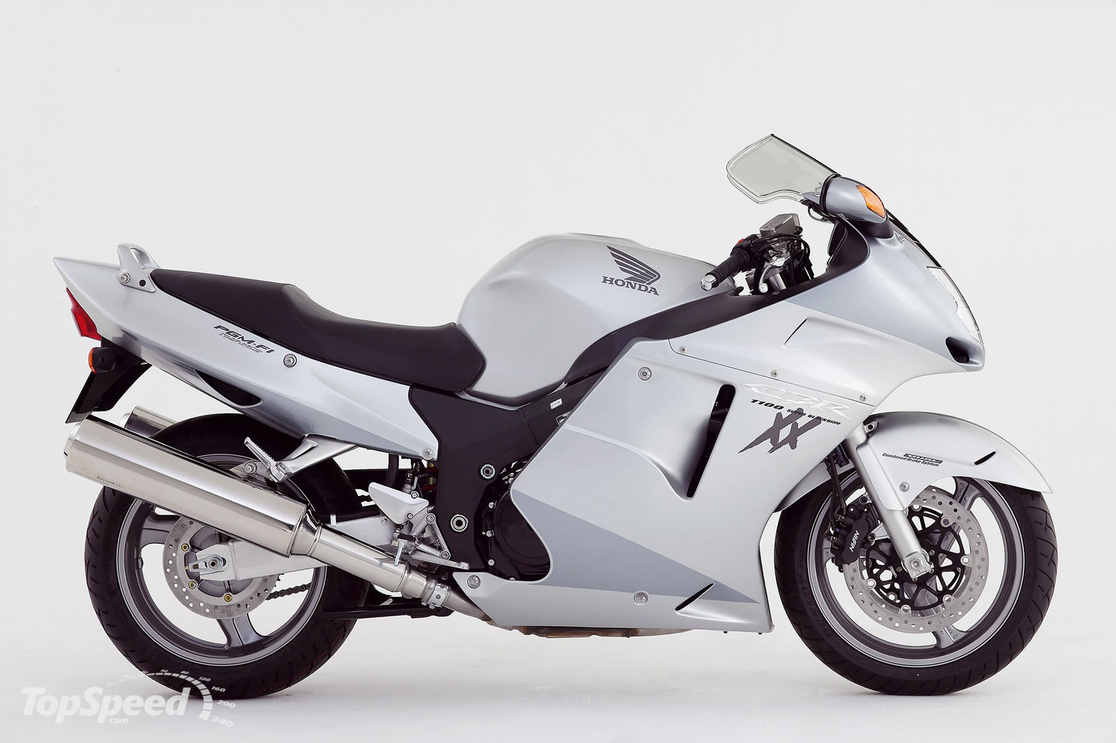 Honda CBR 1100 XX 2002 wallpapers #174253