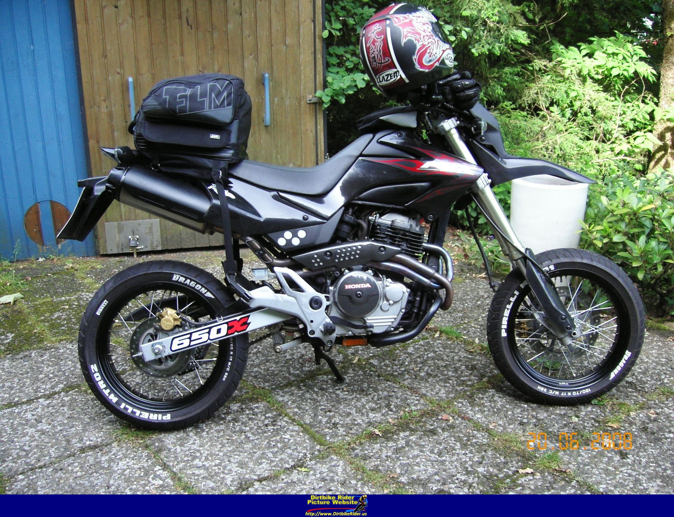 2008 honda fmx 650 pics specs and information. Black Bedroom Furniture Sets. Home Design Ideas