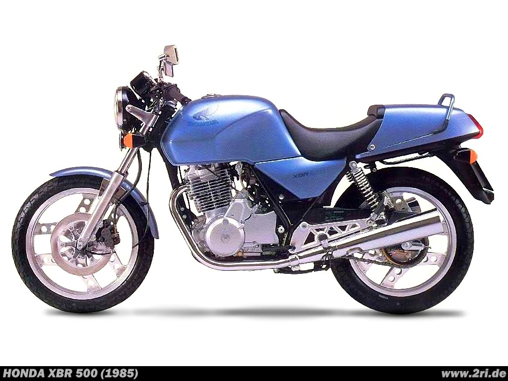 1985 Honda Xbr 500 Pics Specs And Information Xbr500 Wiring Diagram 148762