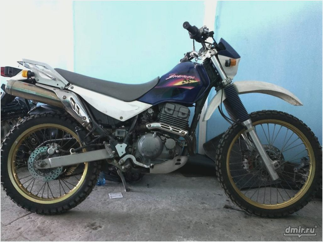 What Was The Last Year For The Kawasaki Super Sherpa