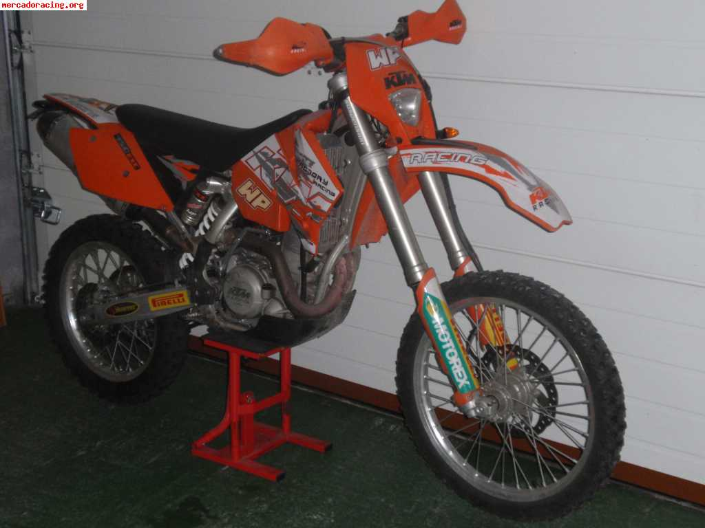 KTM 450 EXC Racing 2005 images #86428