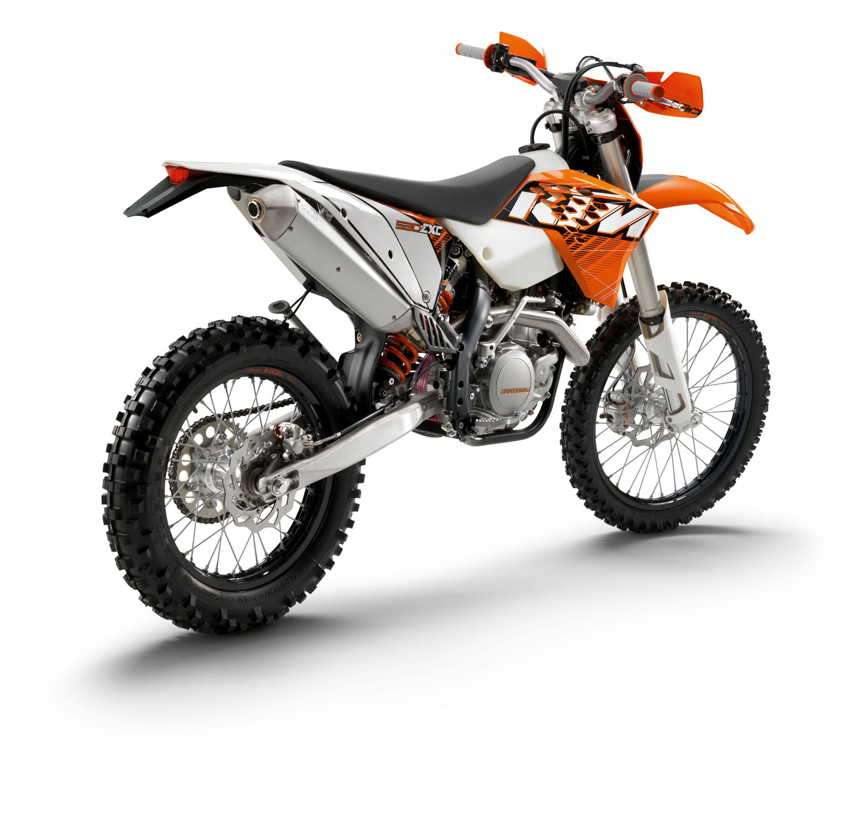 2010 Ktm 530 Exc-r  Pics  Specs And Information