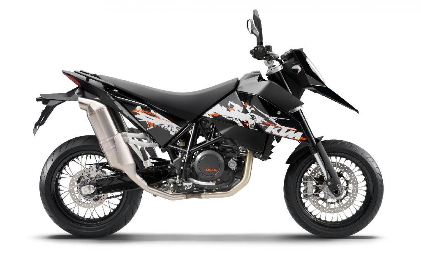 KTM 690 Supermoto Limited Edition 2010 images #155307