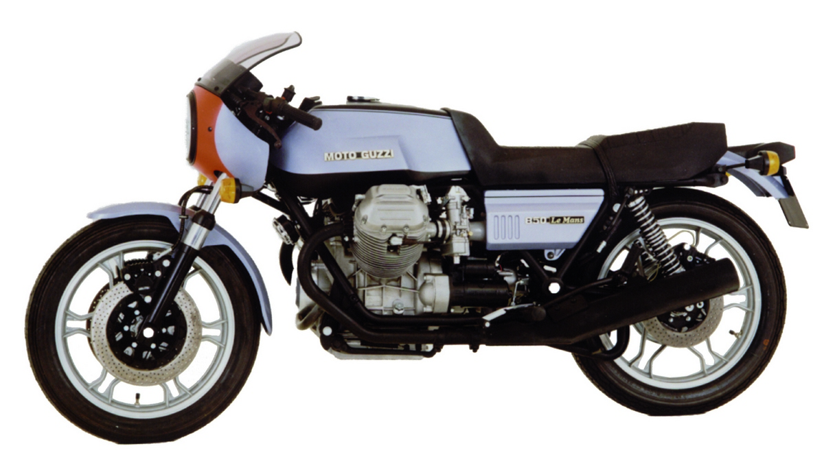 Moto Guzzi 850 California 1975 images #107141