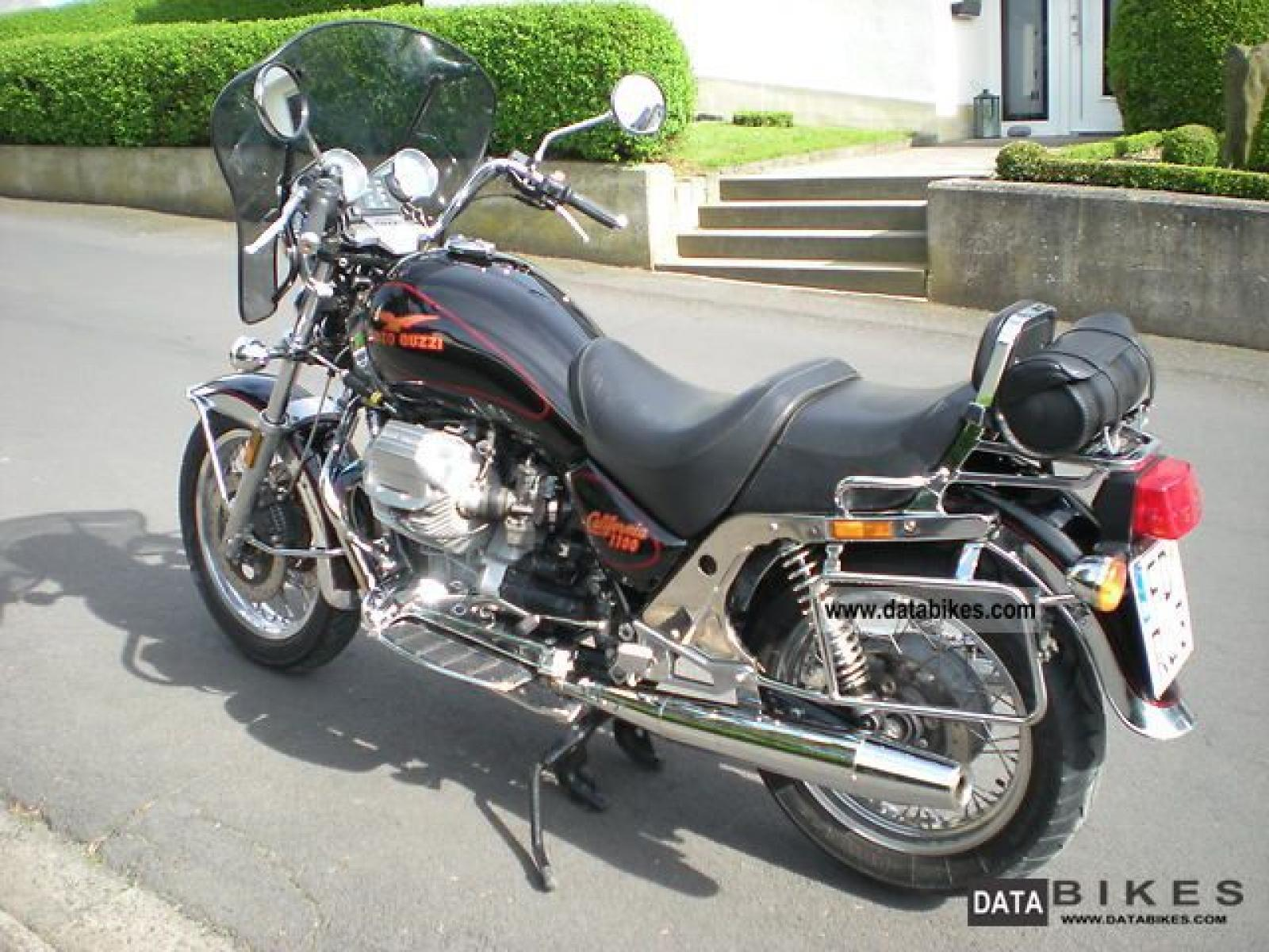 Moto Guzzi California 1100 Injection 1994 images #108136