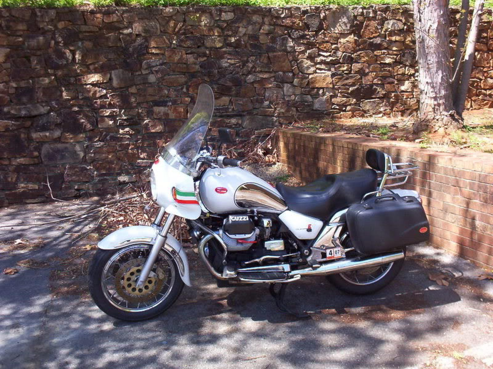 Moto Guzzi California EV 80 2002 images #109405