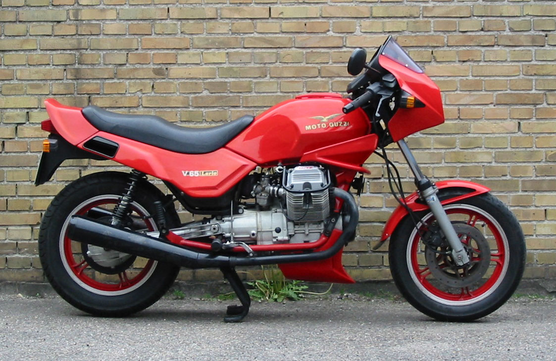 Moto Guzzi V65 Lario 1986 wallpapers #161061