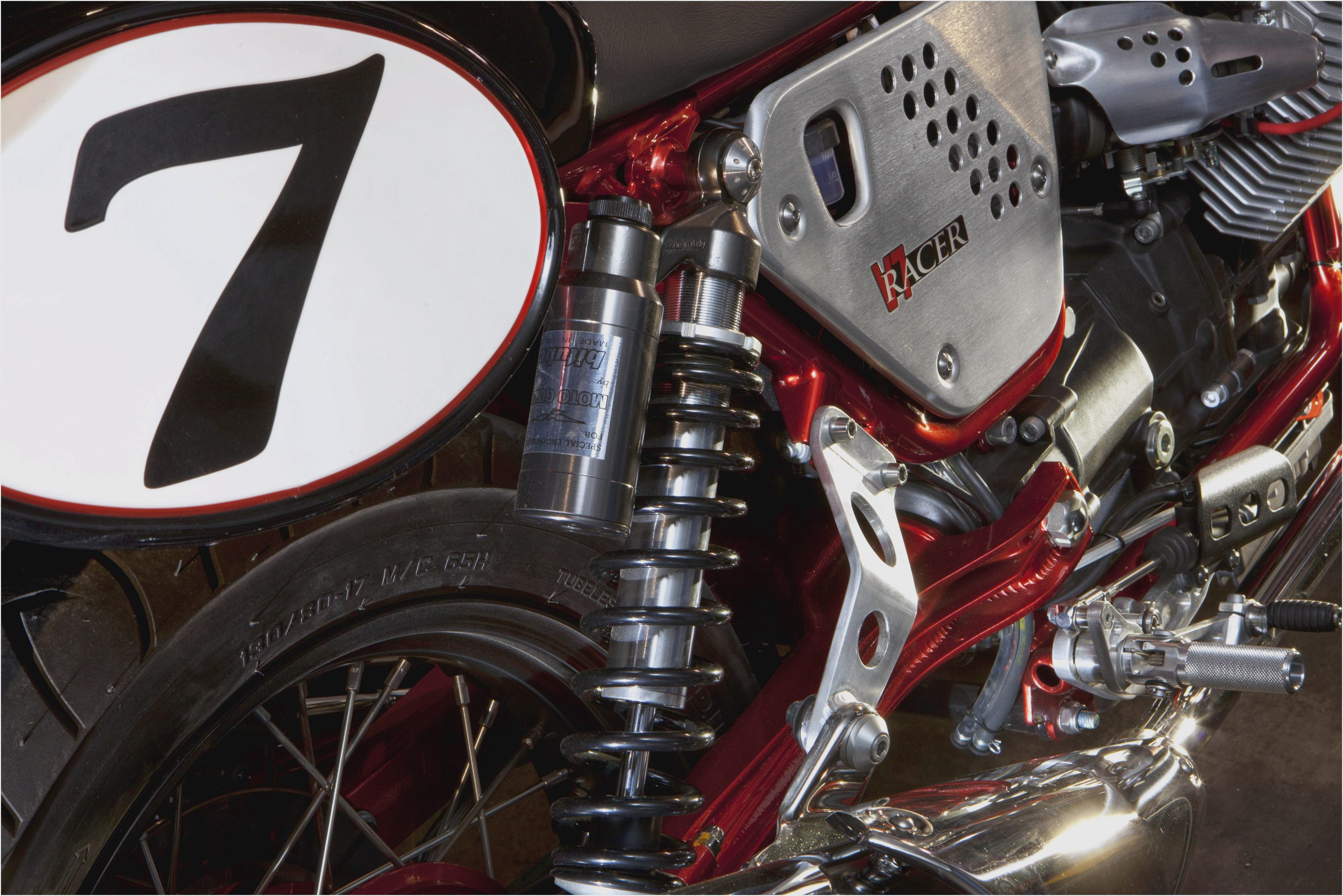 Moto Guzzi V7 Racer Limited Edition 2011 images #109585