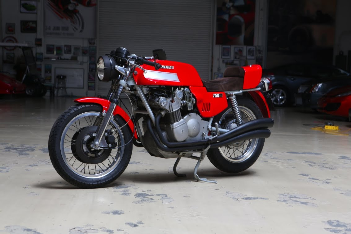 MV Agusta 750 S 1972 images #113246