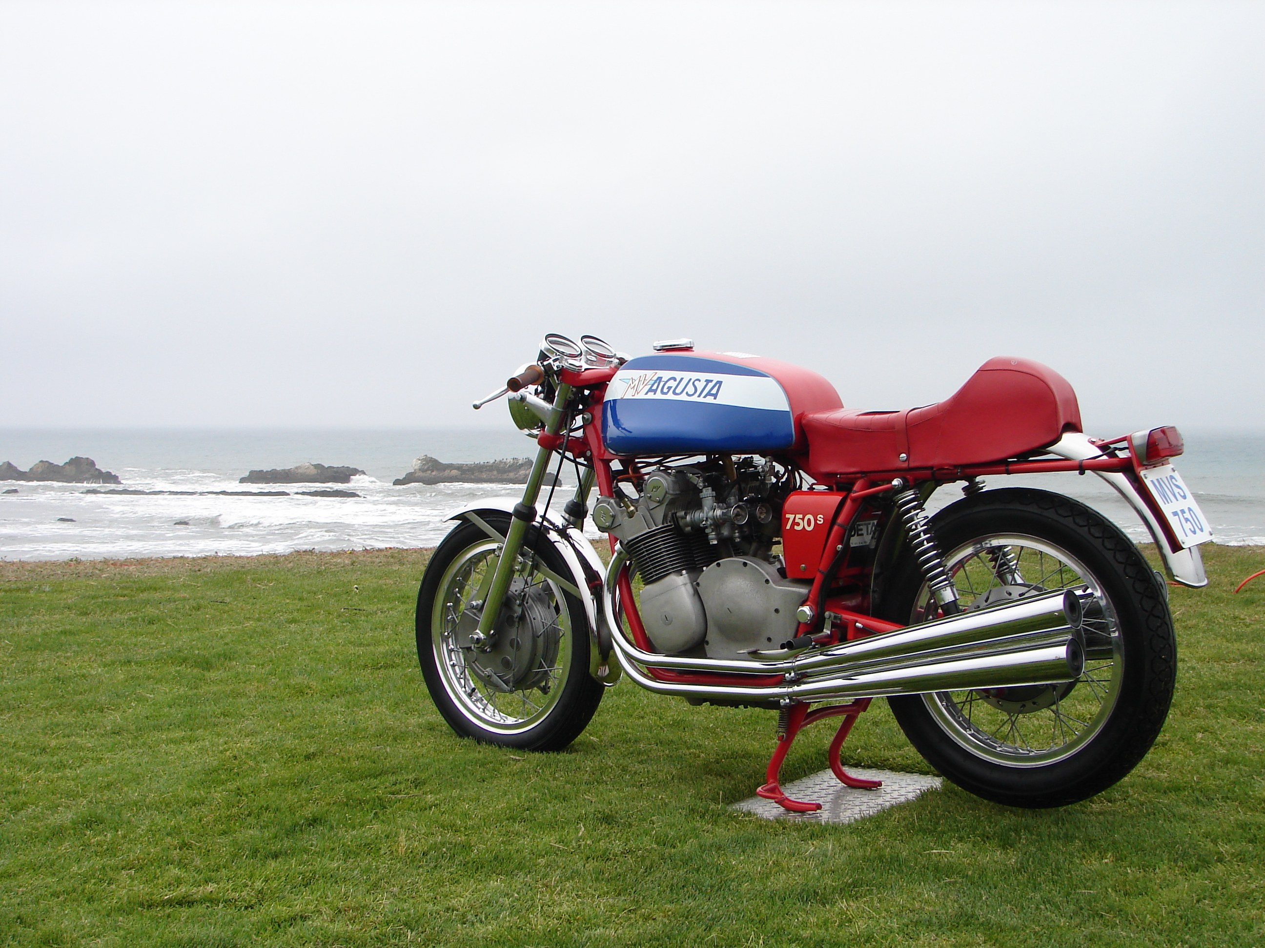 MV Agusta 750 S 1975 images #113344