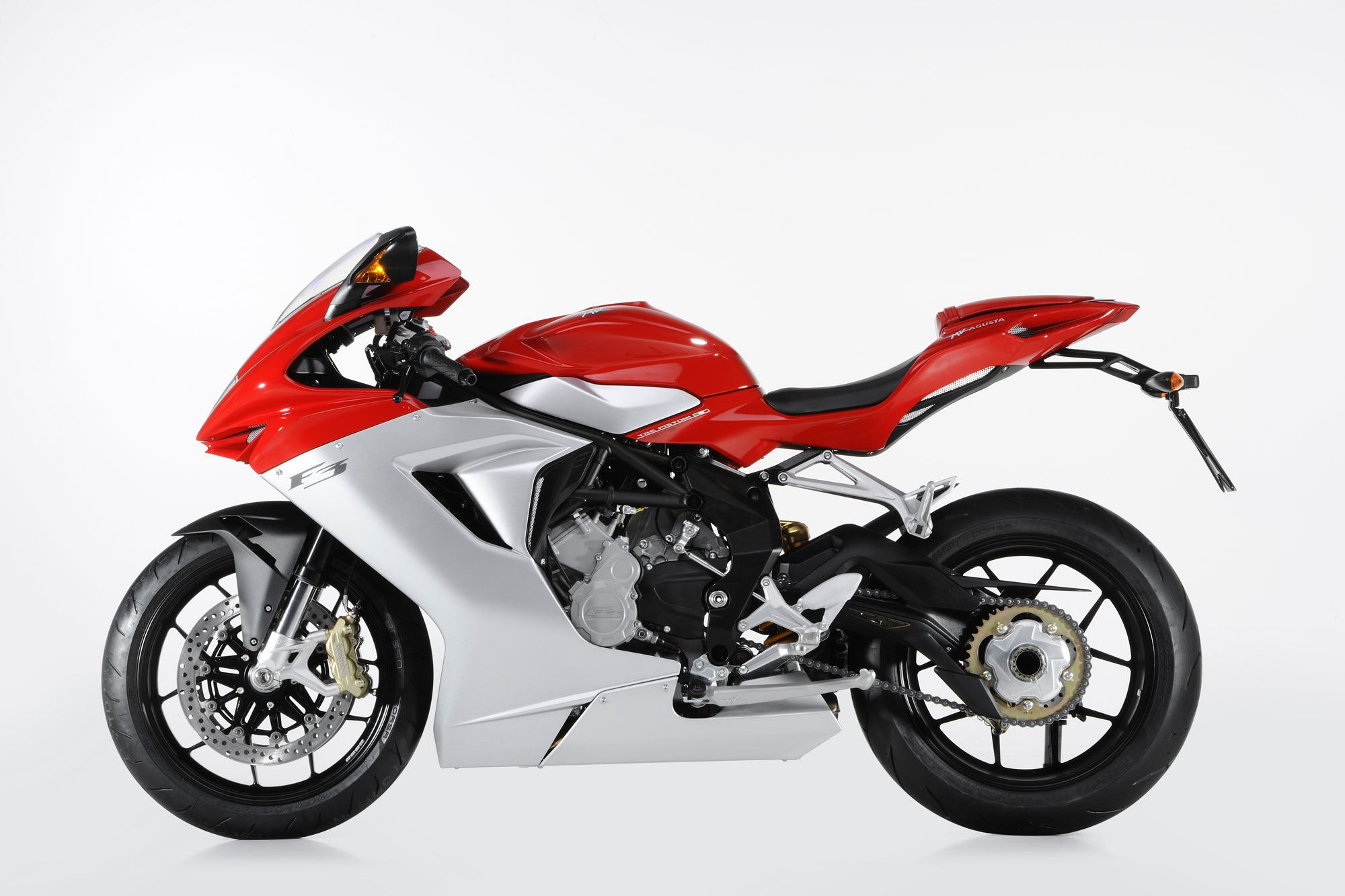 MV Agusta F3 675 2012 images #157691