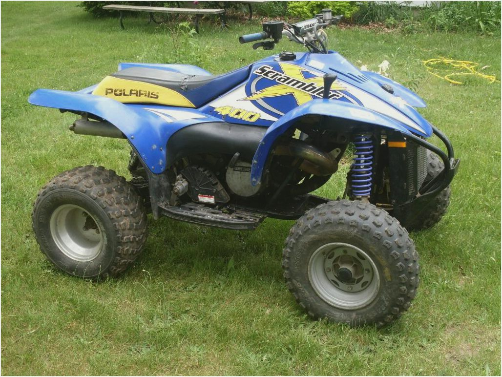 Polaris Scrambler 400 2000 images #158381