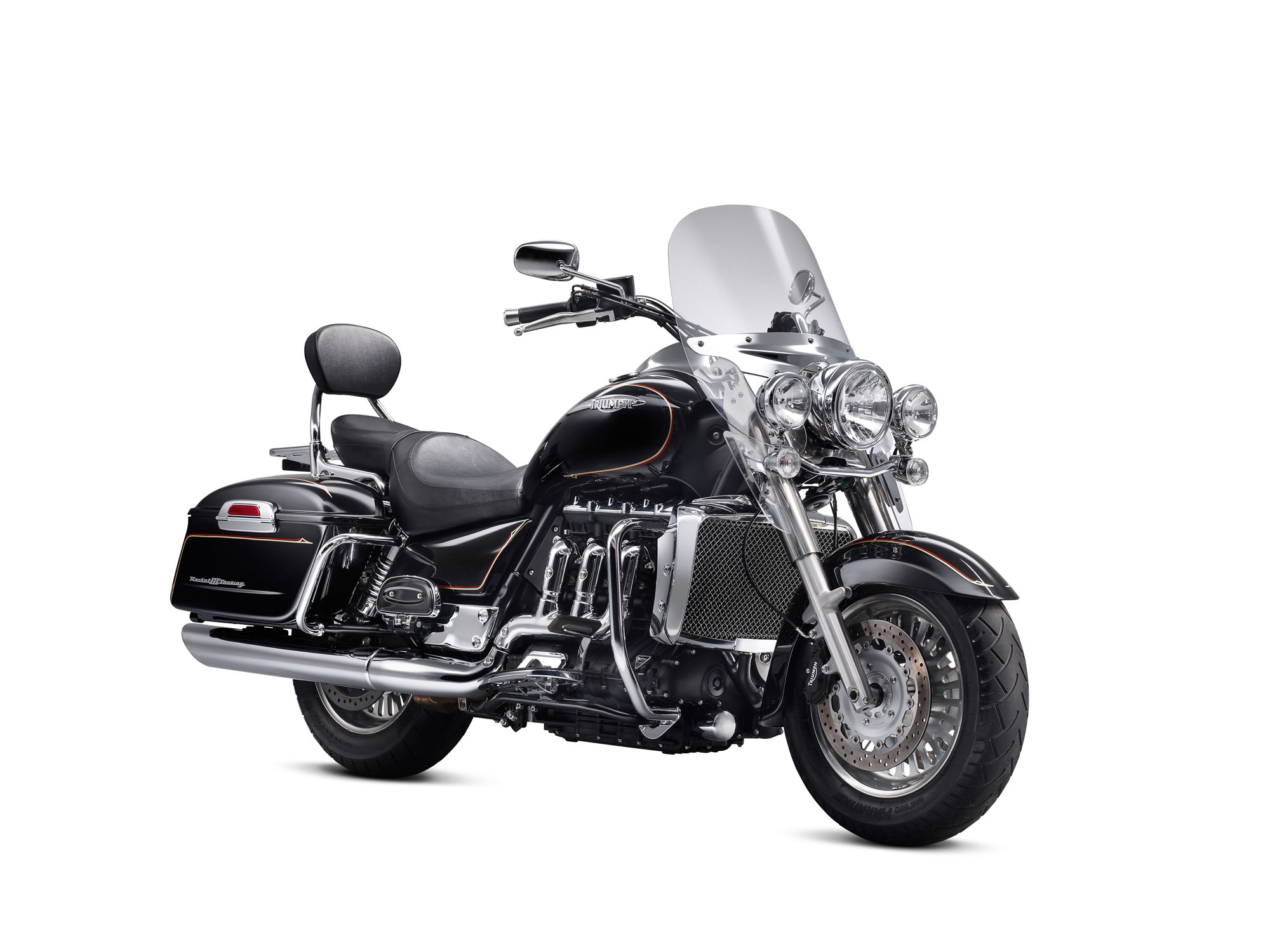 Triumph Rocket III Touring 2010 images #126287