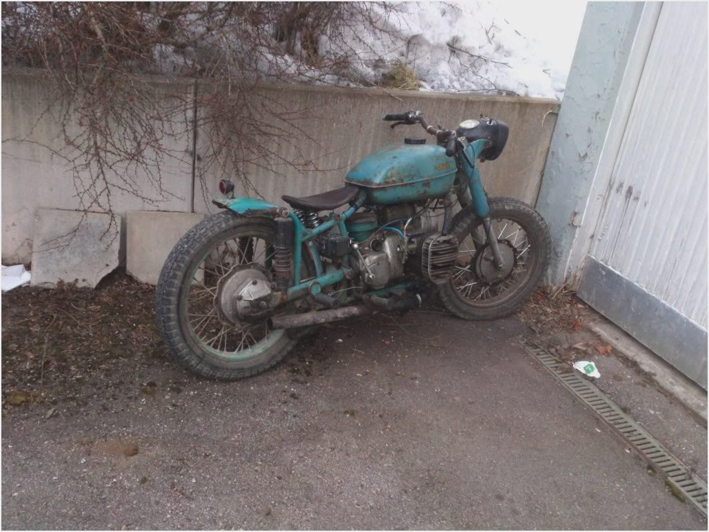 Ural M 66 with sidecar 1975 images #127247