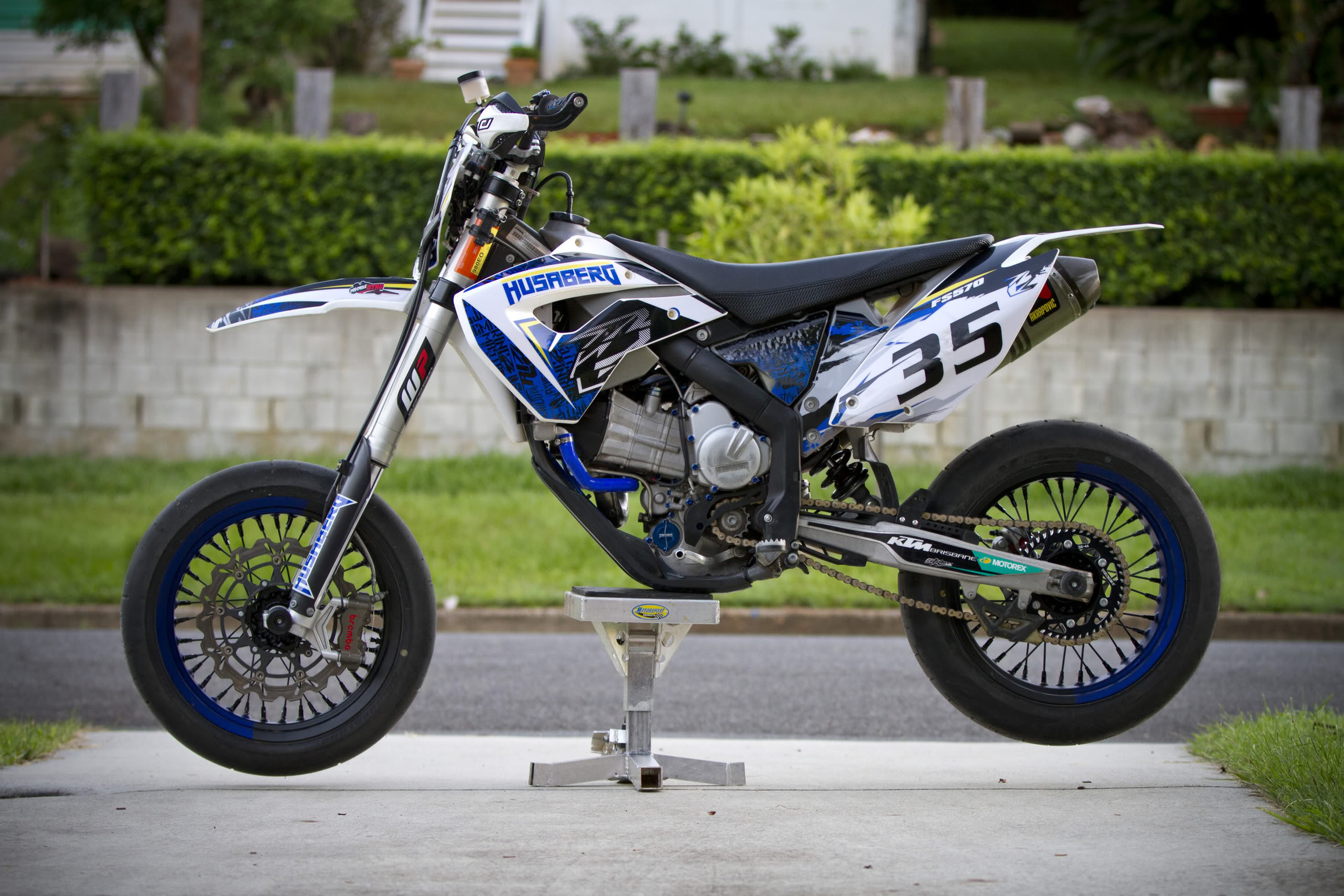 VOR SM-RC 570 Supermotard wallpapers #132108