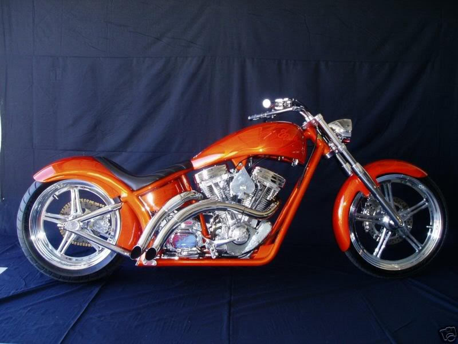 West Coast Choppers El Diablo Swingarm 2010 wallpapers #141721