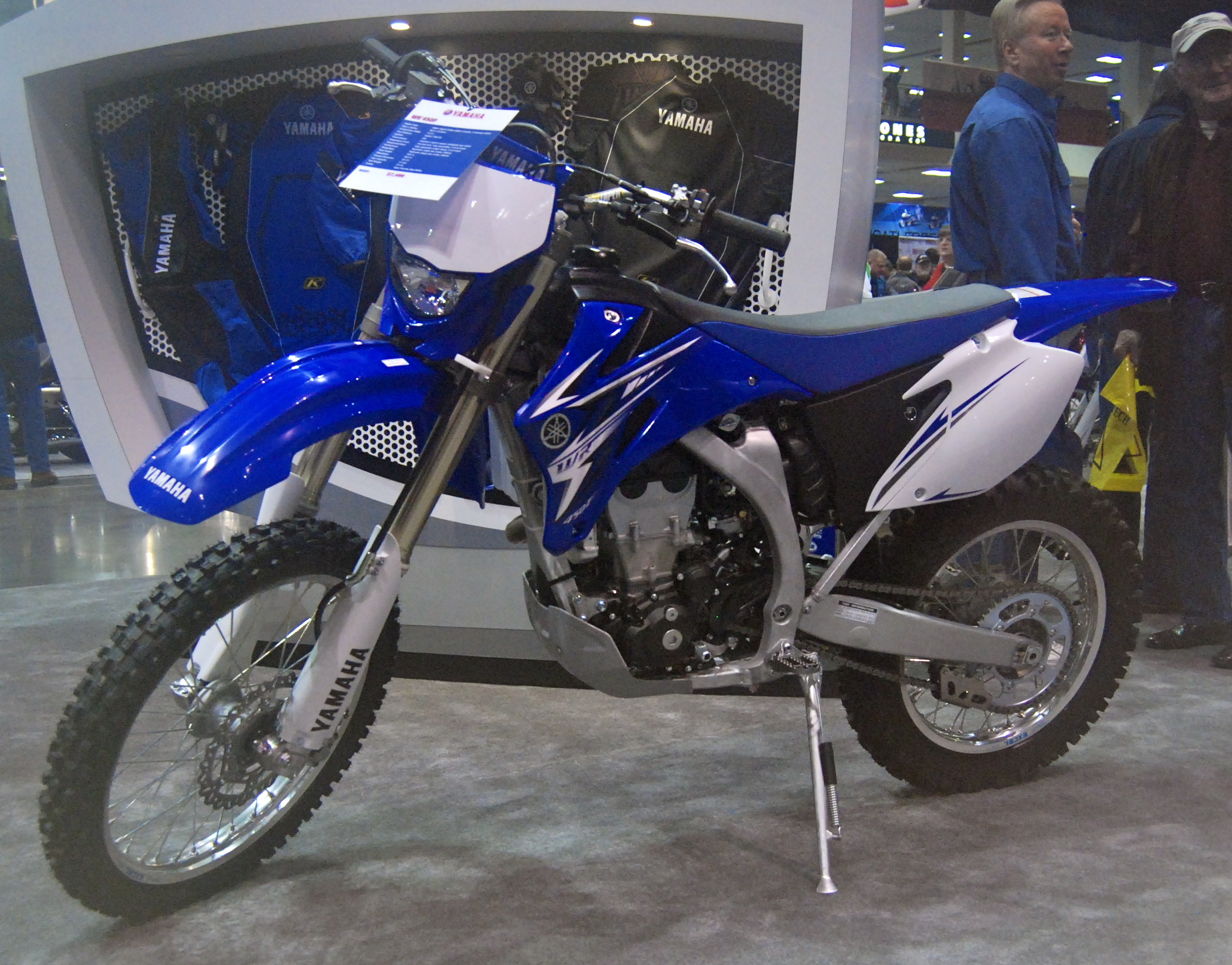 What Was The Last Year Of Yamaha Wr