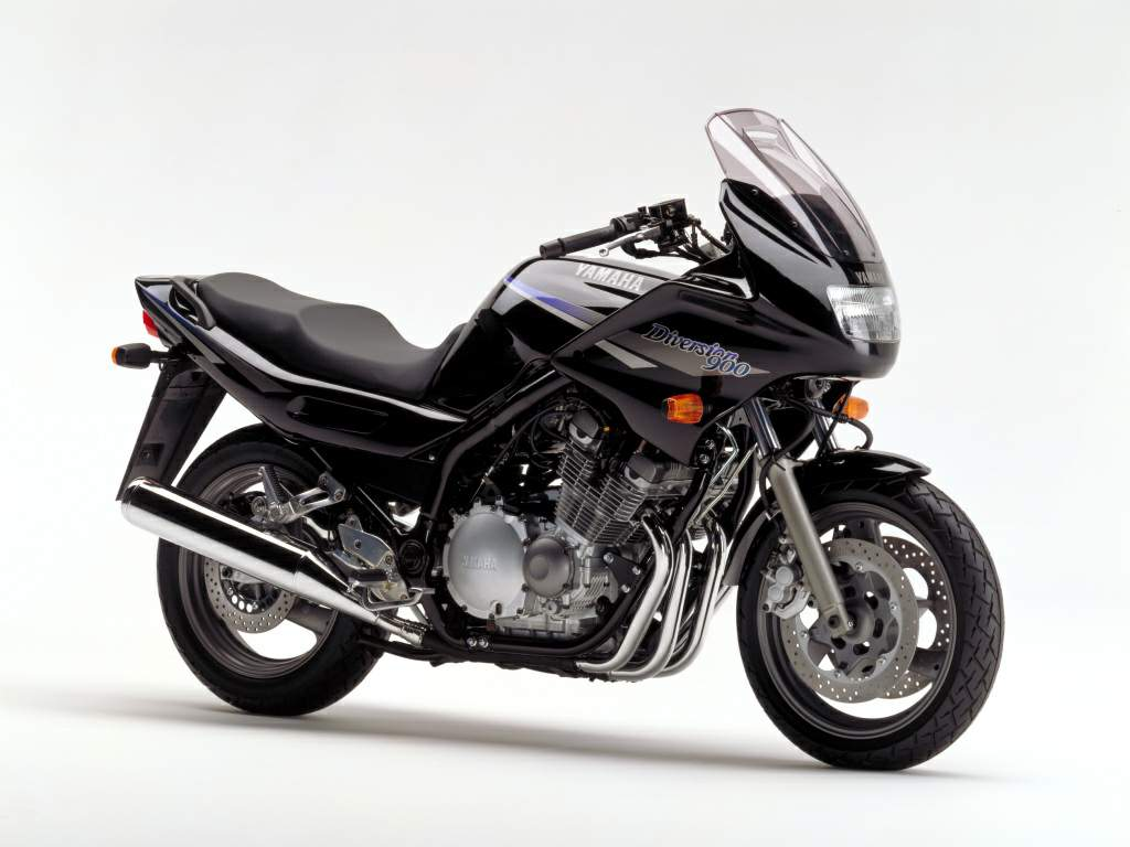 Yamaha XJ 900 S 2000 wallpapers #143113