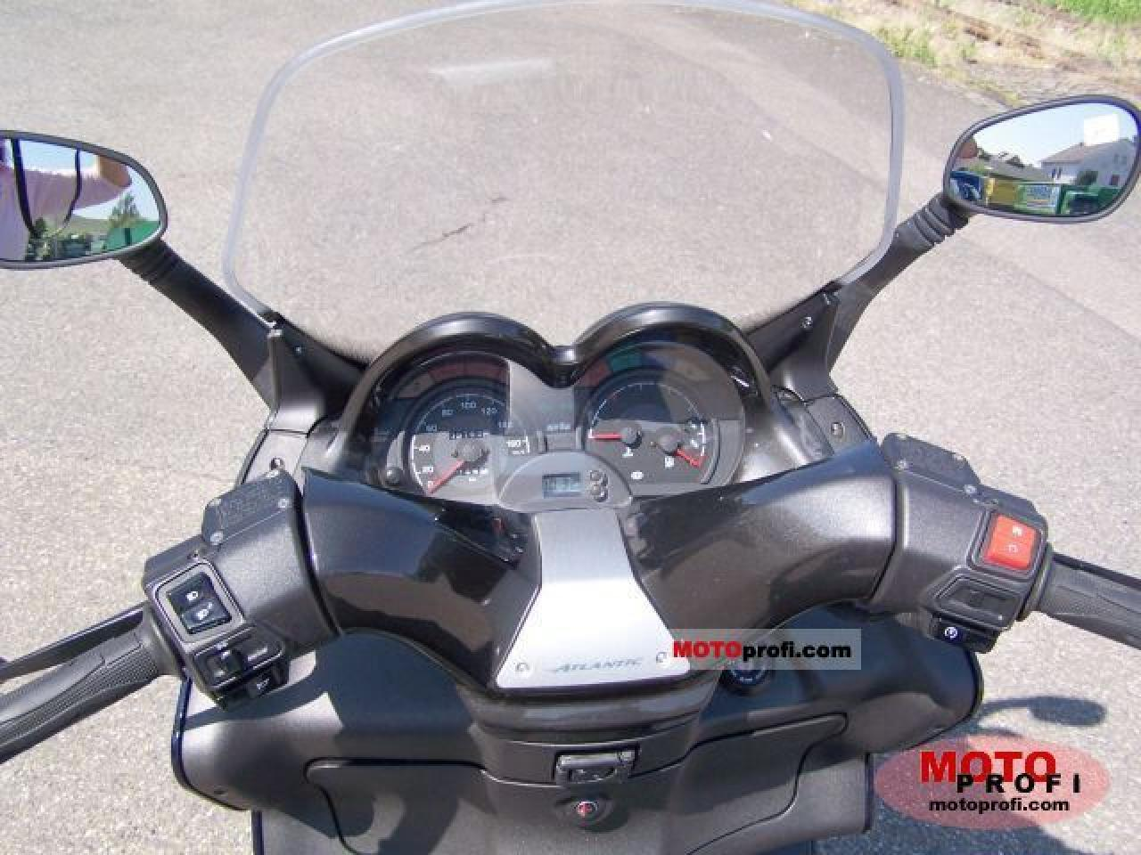 Aprilia Atlantic 125 images #75821