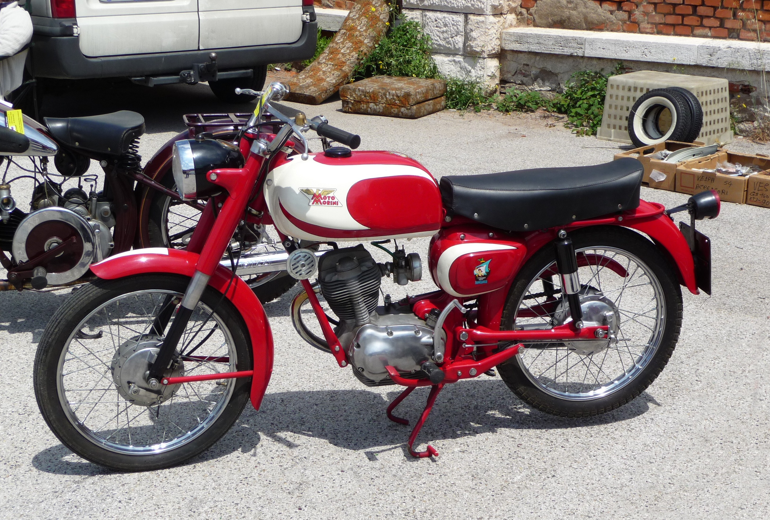 Benelli 125 SE 1979 images #75919