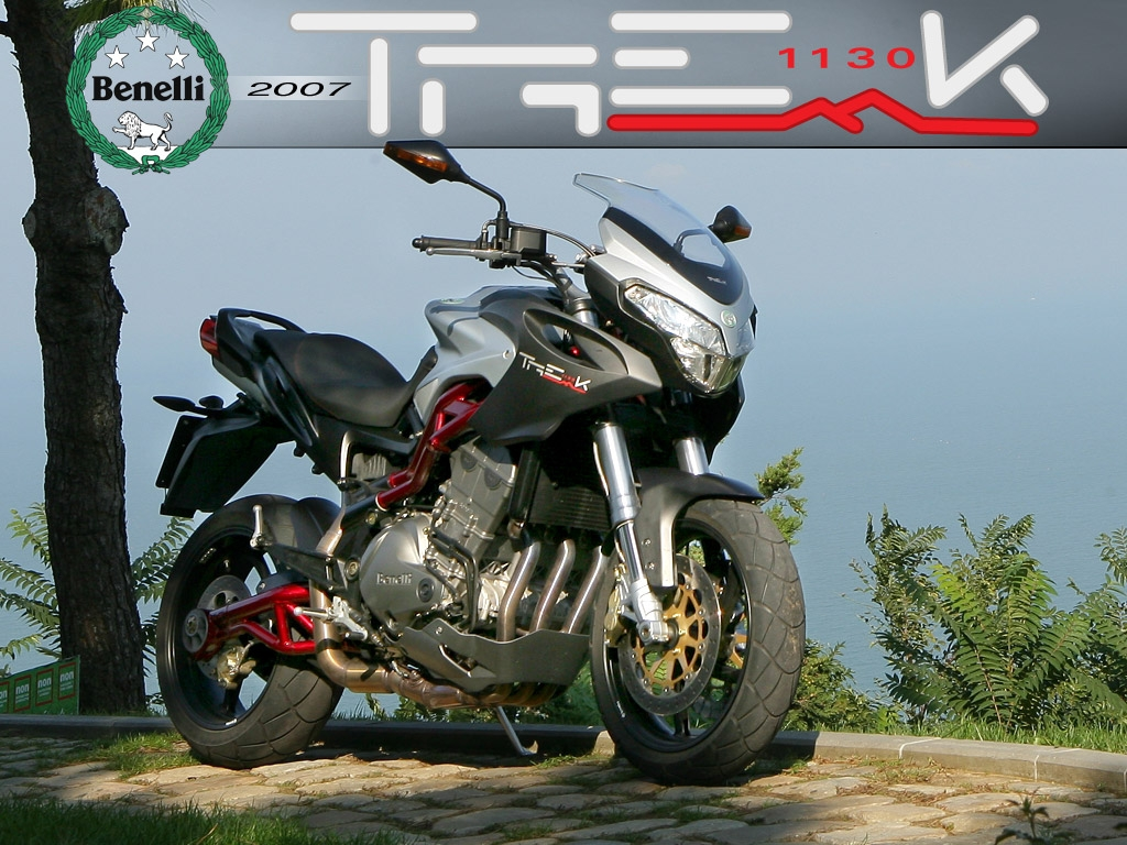 Benelli Tre 1130 K Amazonas 2008 wallpapers #132701