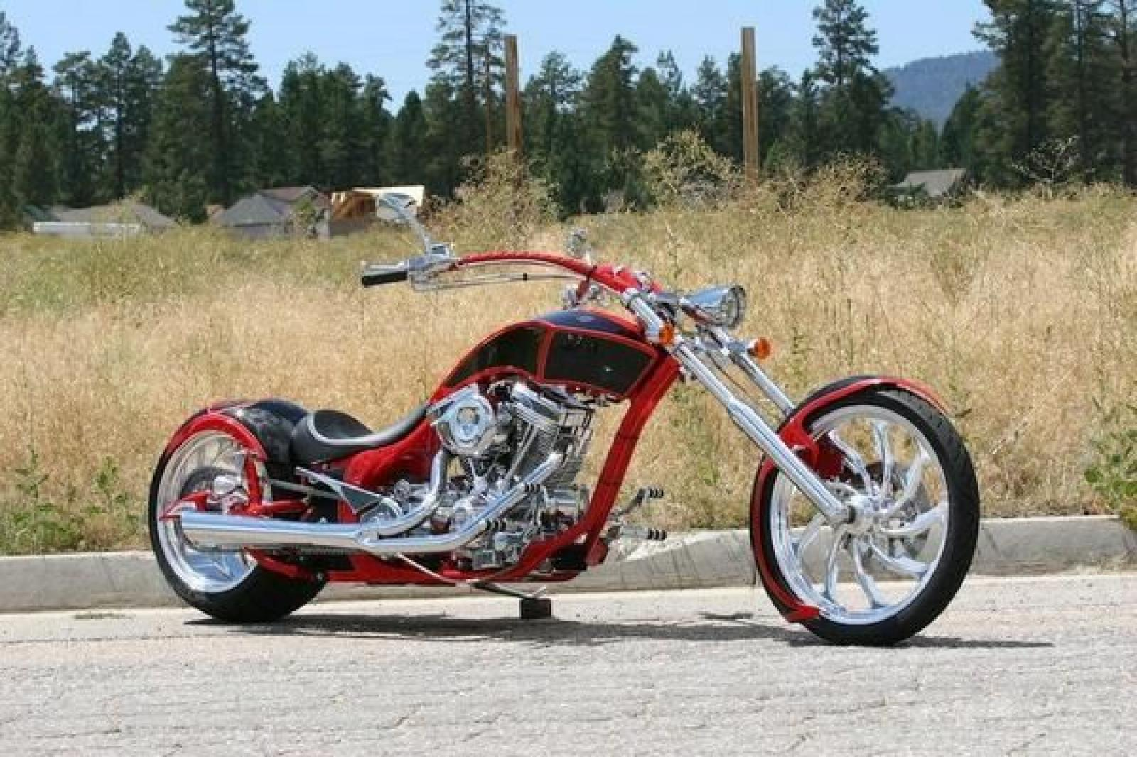 Big Bear Choppers Athena ProStreet 100 Smooth Carb 2010 images #63848