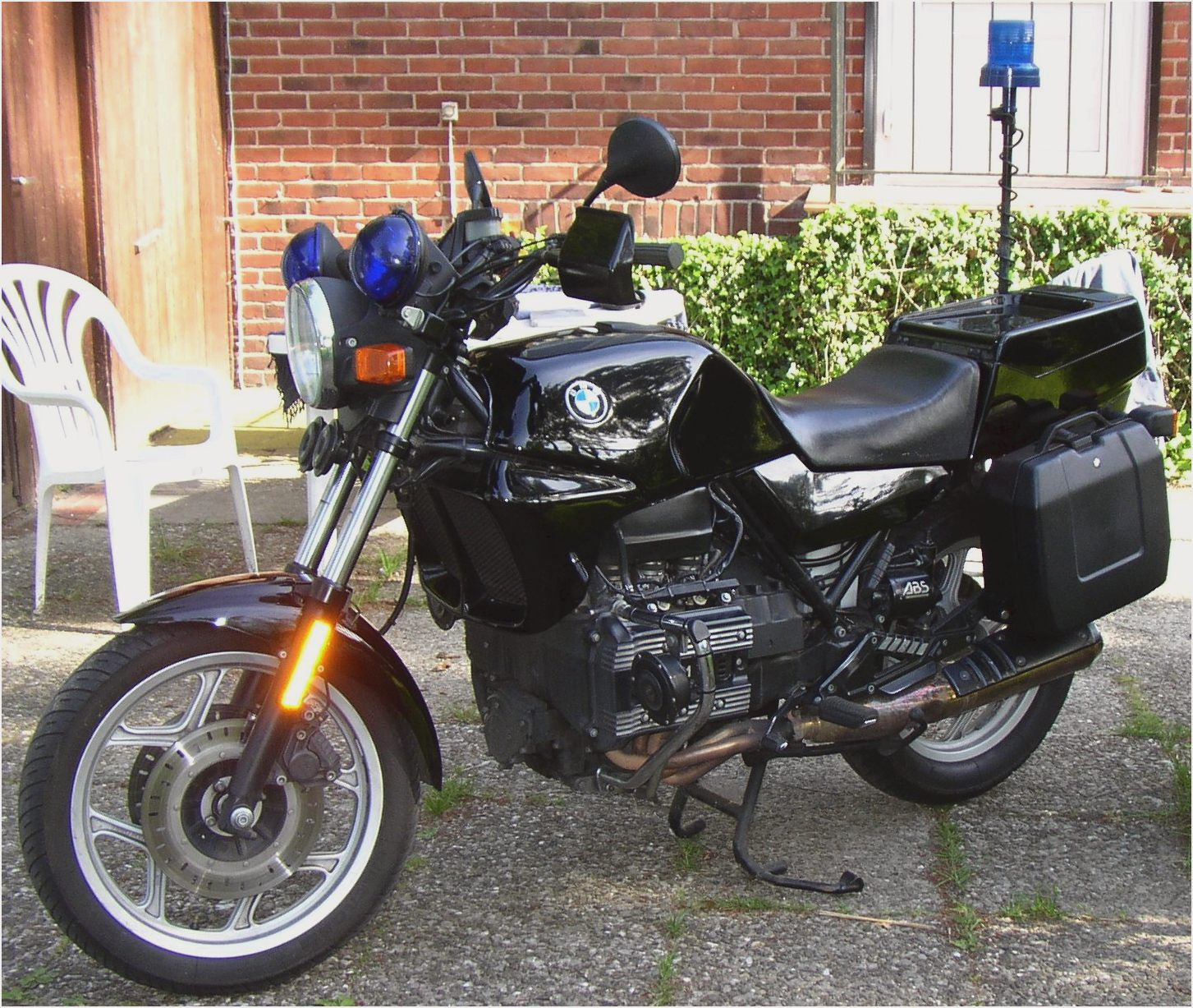 BMW K75RT 1995 images #77506