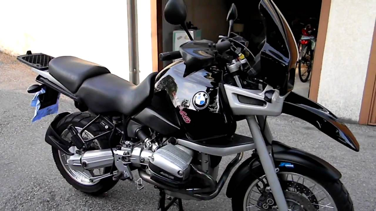 BMW R1100GS 1998 images #6332