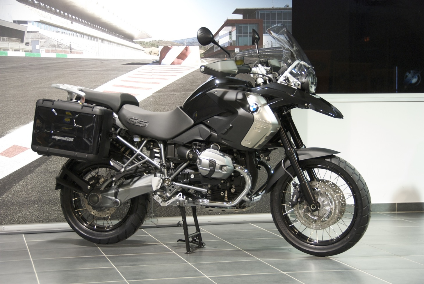 BMW R1200GS Triple Black images #8701
