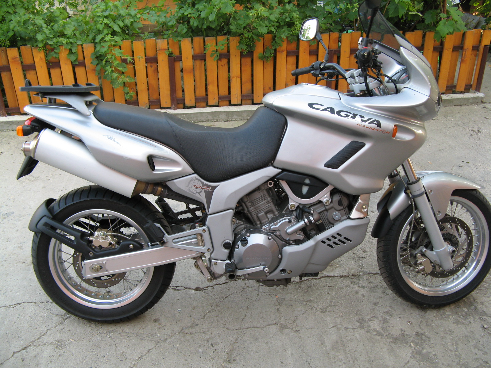 Cagiva Navigator 1000 2002 images #162843