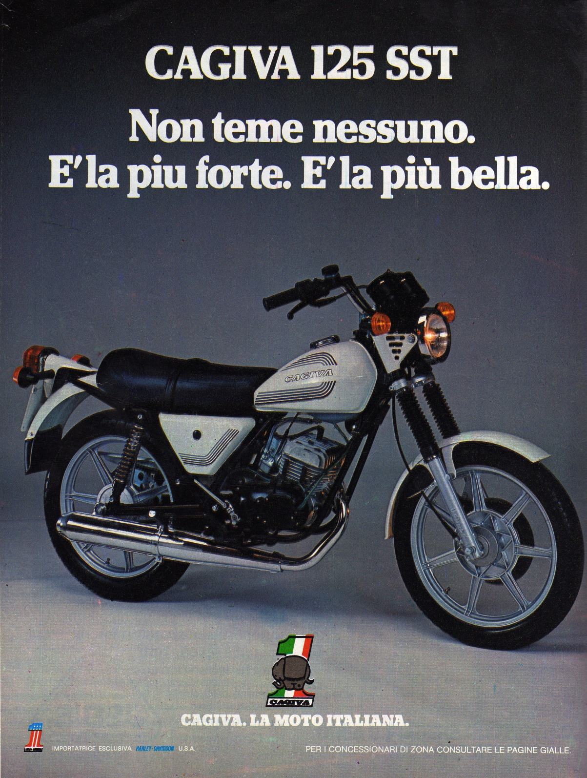 Cagiva SST 125 1981 images #68606
