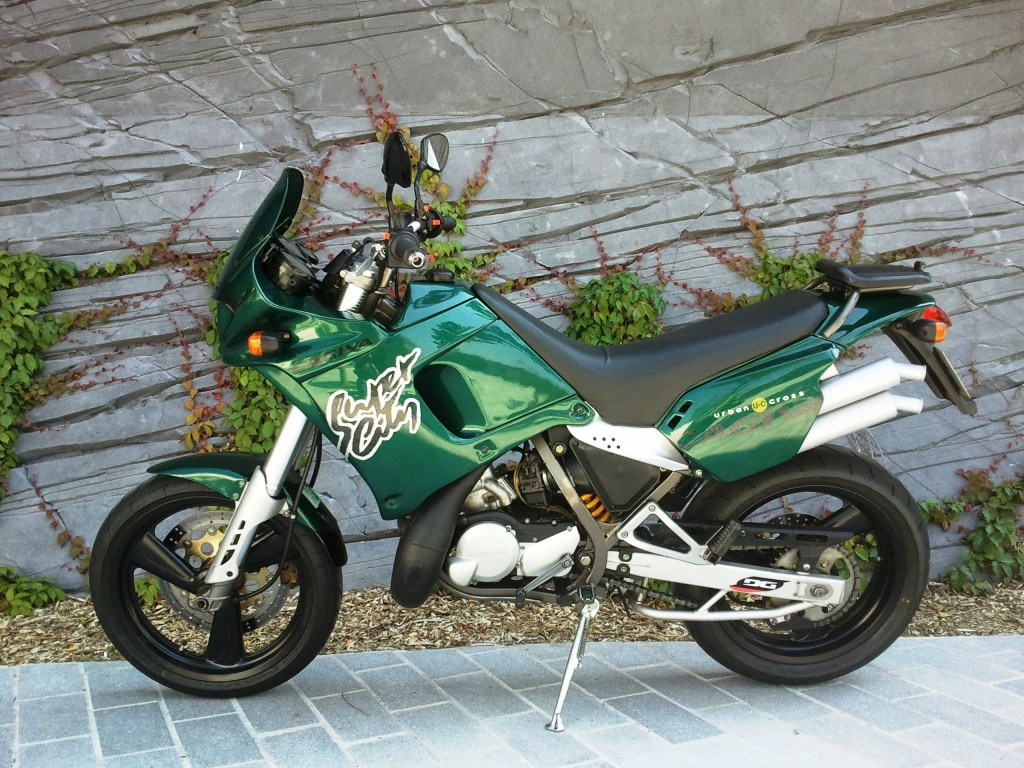 Cagiva Super City 125 1997 images #67231