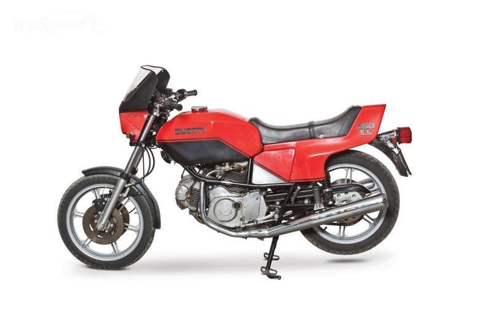 Ducati 350 XL 1983 wallpapers #10388