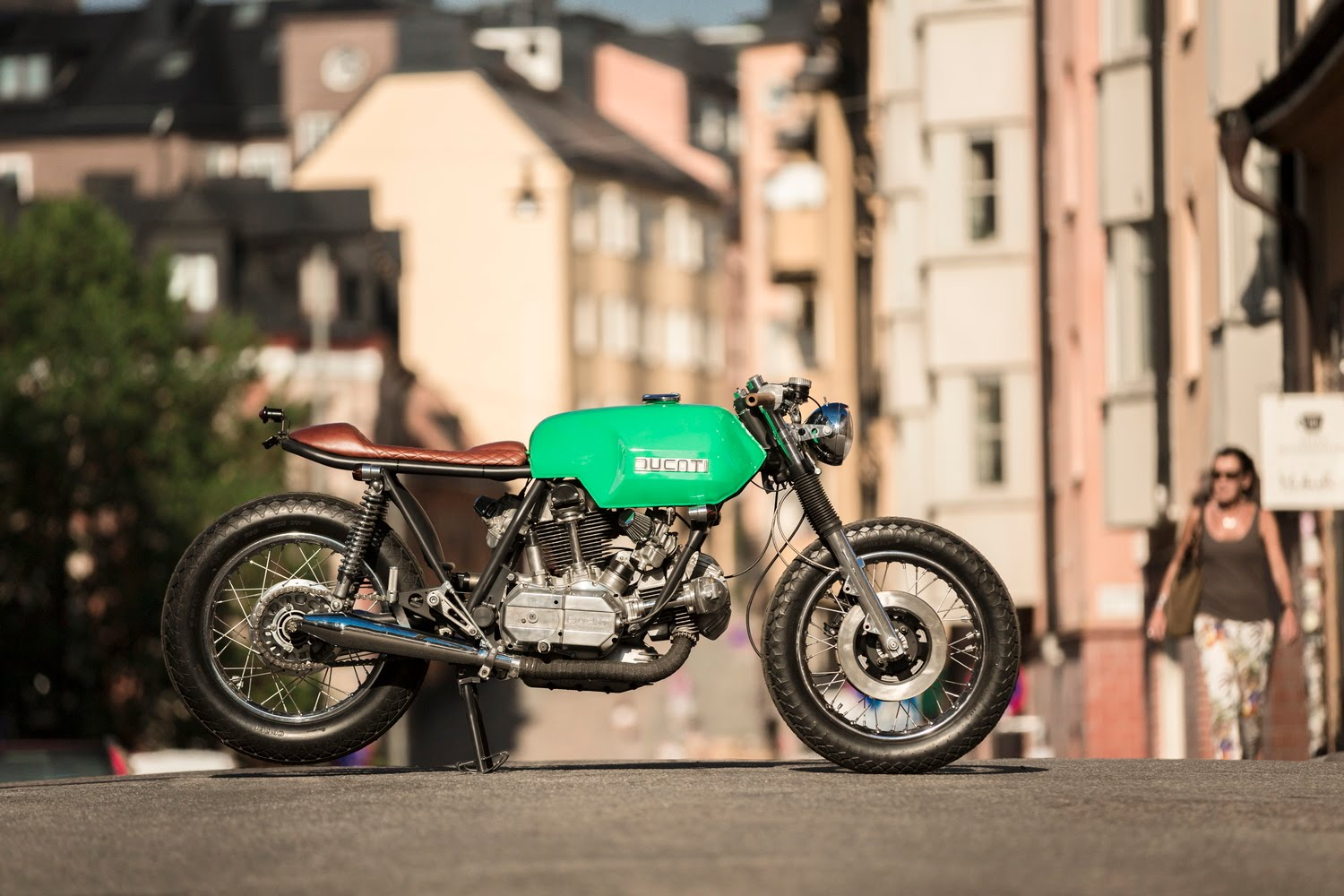 Ducati 860 GTS 1978 wallpapers #167915