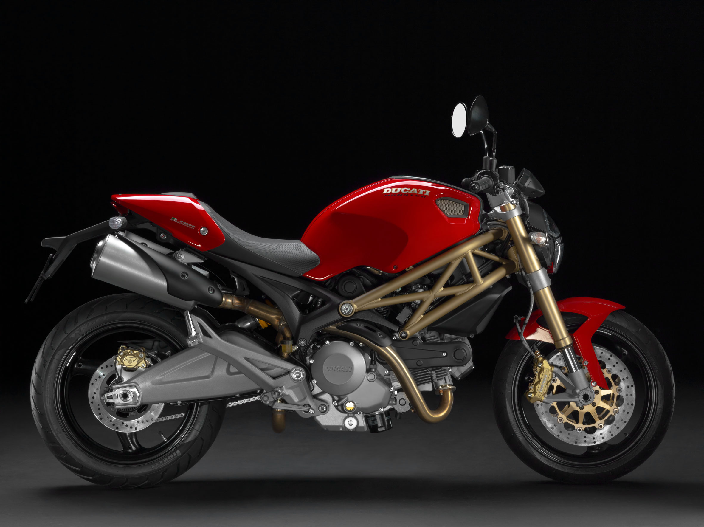 Ducati Monster 696 20th Anniversary 2013 wallpapers #26669