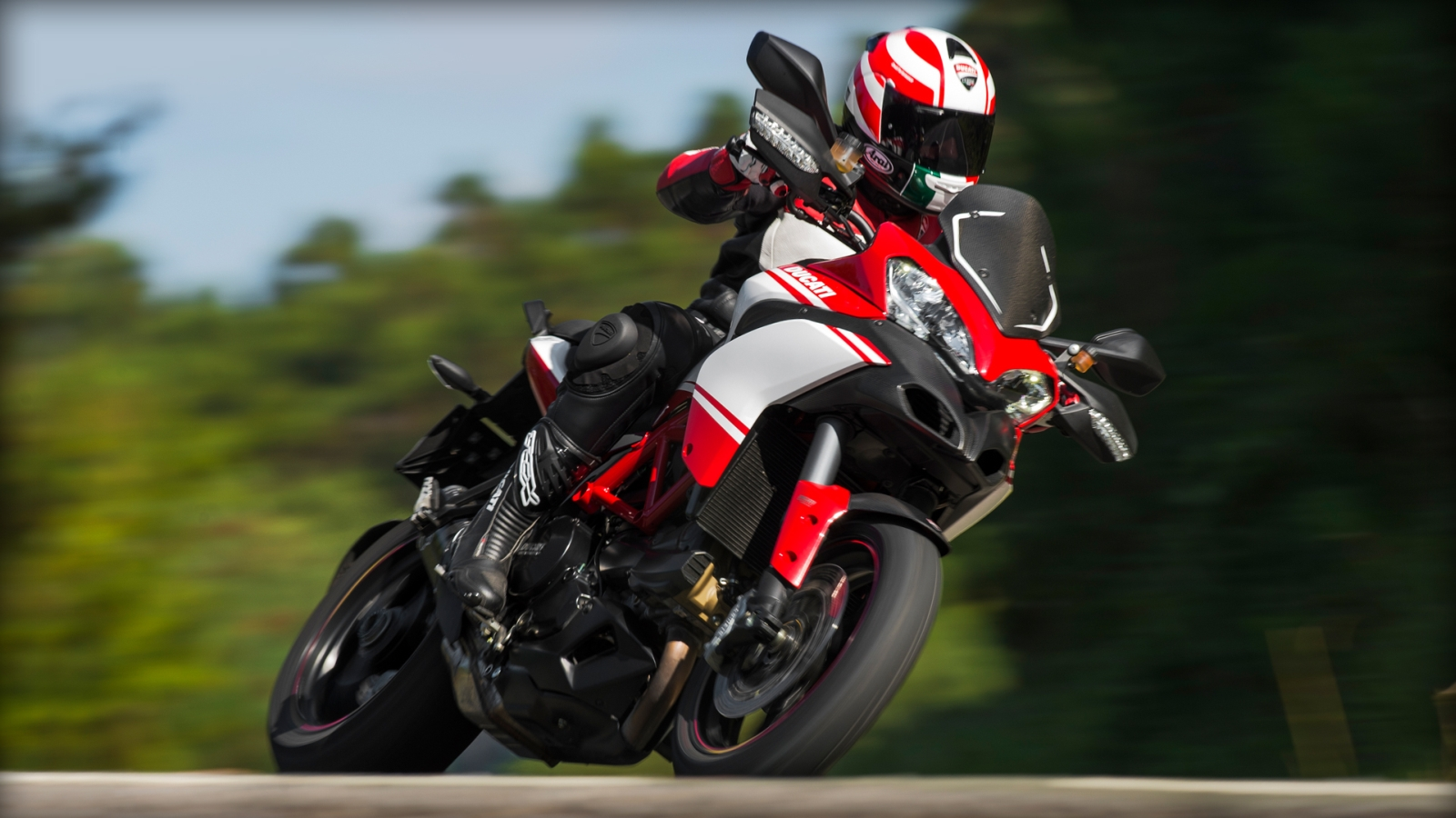 Ducati Multistrada 1200 S Pikes Peak Edition 2014 wallpapers #13072
