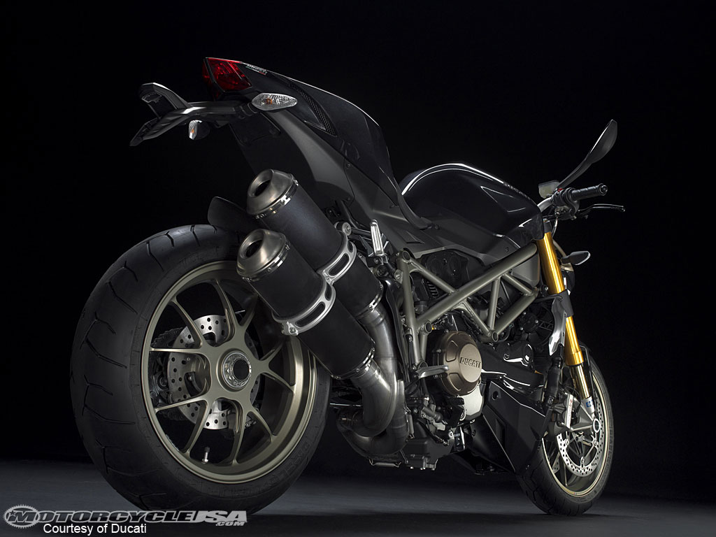 Ducati Streetfighter 2009 wallpapers #12972