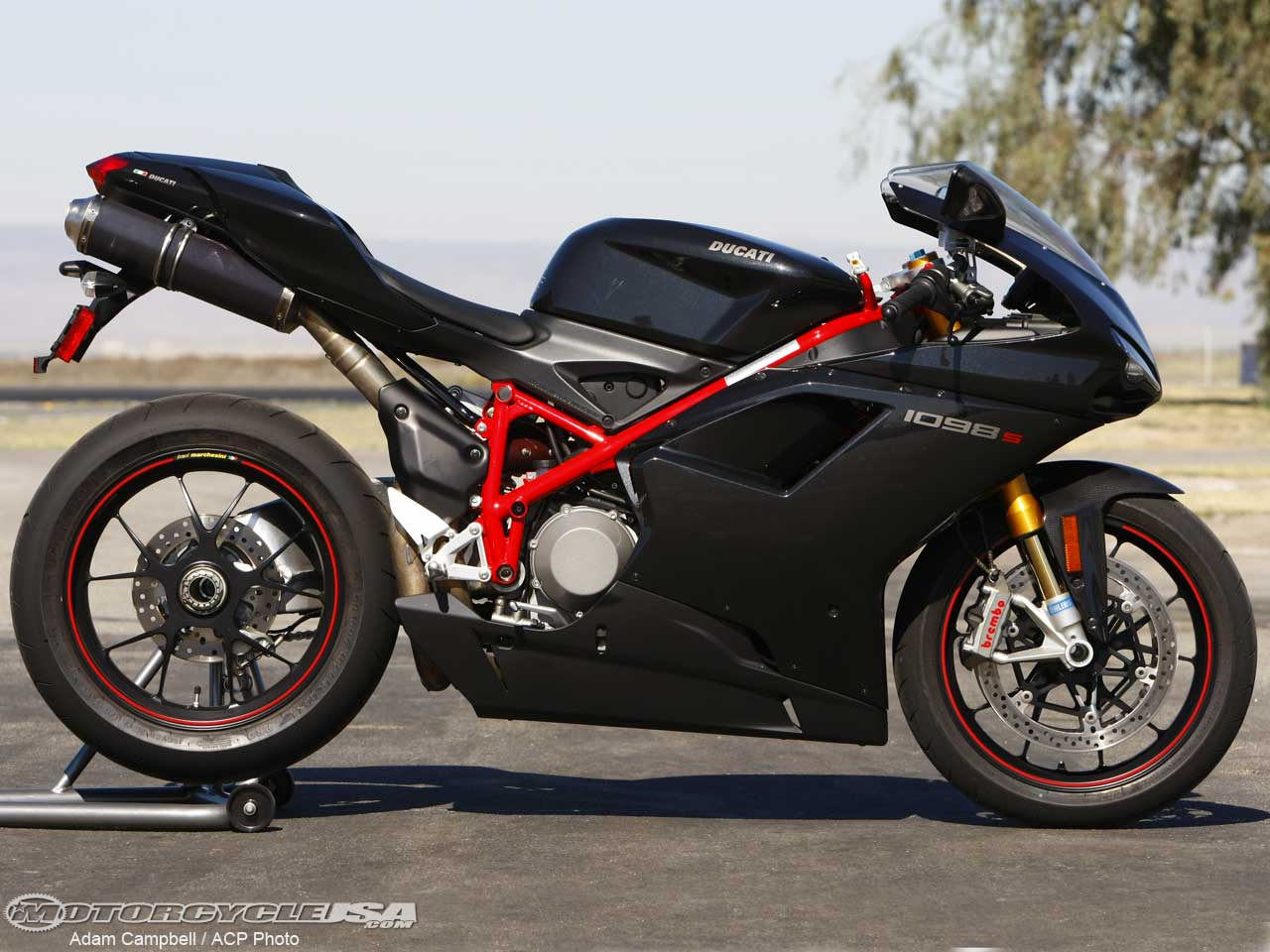 Ducati Superbike 1098 wallpapers #133200