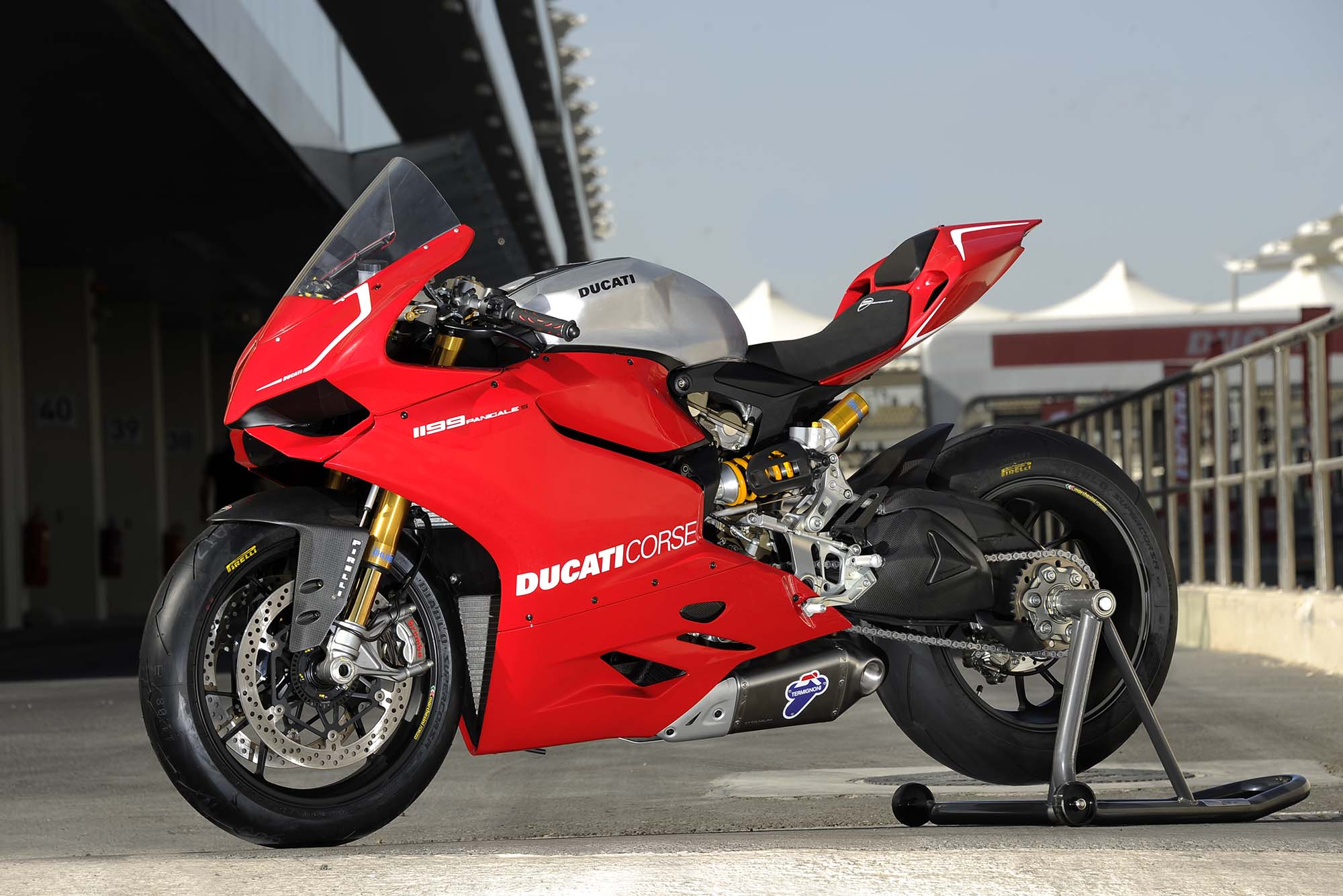 Ducati Superbike 1199 Panigale S wallpapers #13371