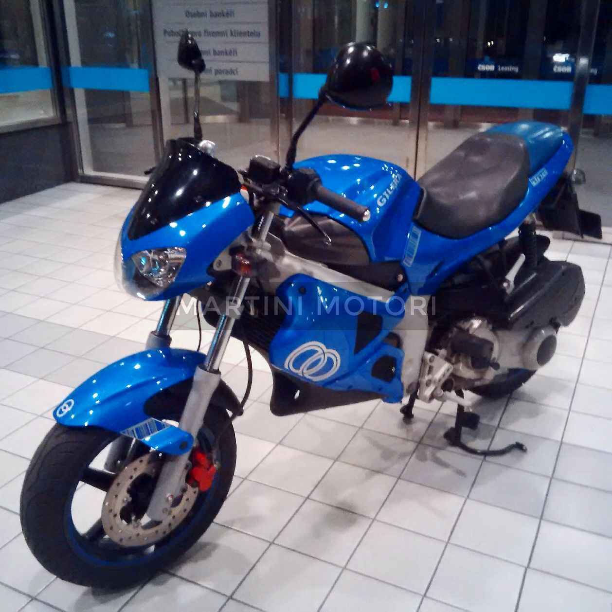 Gilera DNA 125 2004 images #73648