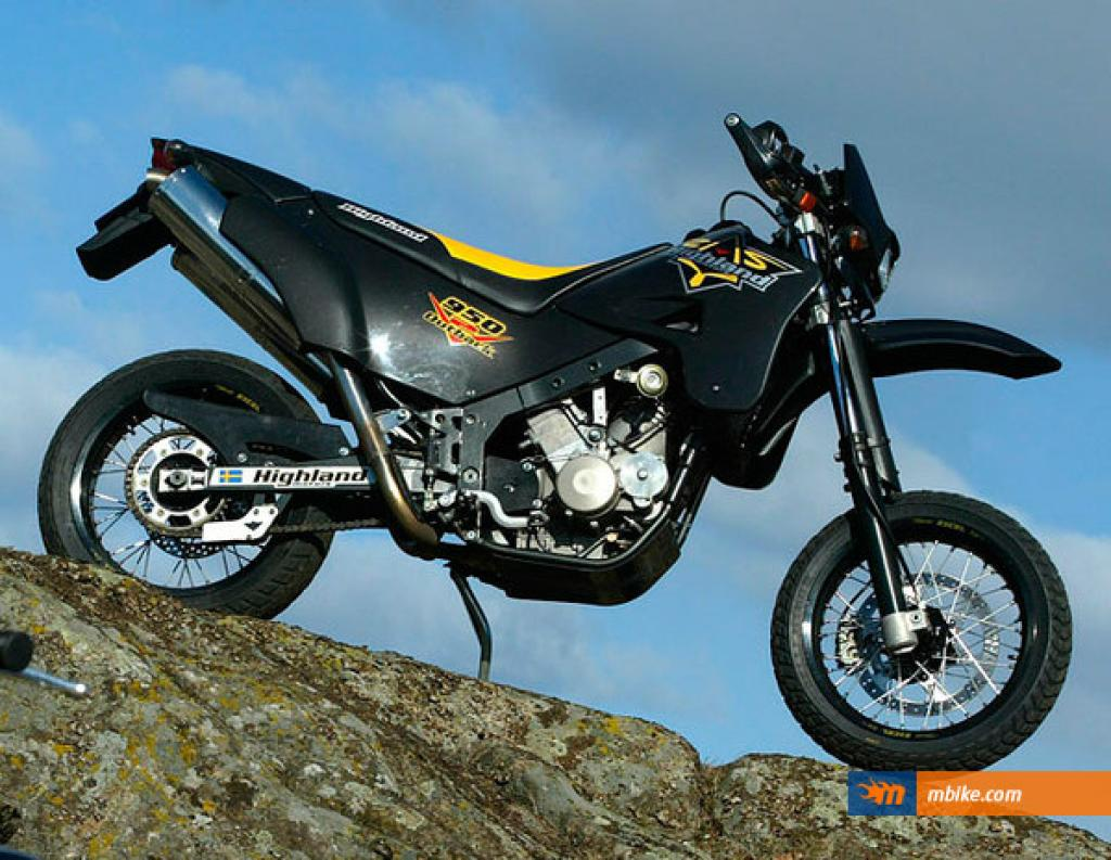 Highland 950 V2 Outback Supermoto 2008 images #169792