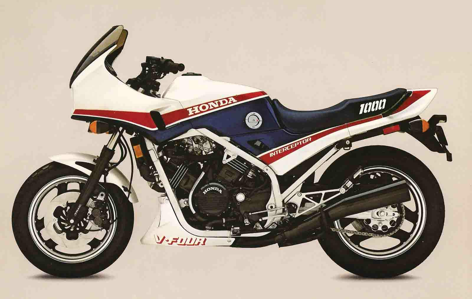 Honda VF 1000 F 1986 wallpapers #133690
